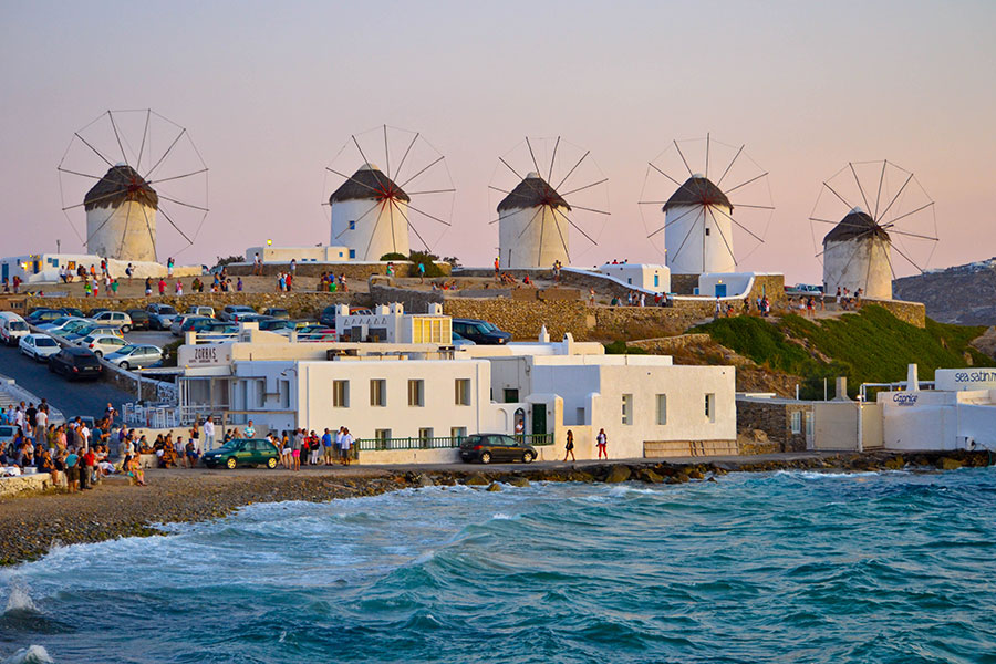 greece package tours